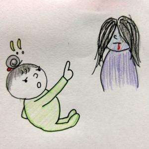 【イライラ社会を生きる】BBAの精神修行:幽霊が見えたら無視する(恐怖や不安への対処法)