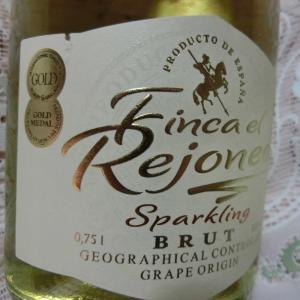 【BBA晩酌】安うまワイン研究~クセ強め 3金賞ワイン Finca el Rejoneo スパークリング