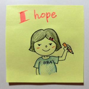 【I hope日記】世の中こうなったらいいな~オンネリとアンネリの世界