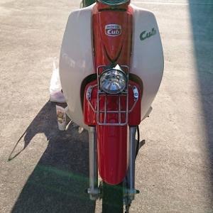 タイヤ交換&BBQ&バイク屋さん。