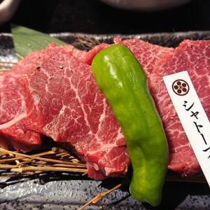 近江牛と太郎坊。