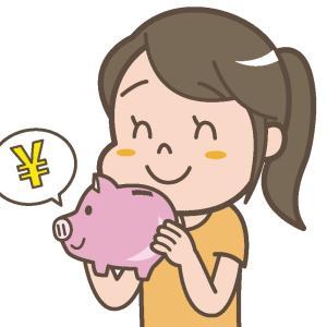 食費が家計を圧迫しているので、貯金箱に500円玉を貯め始めました