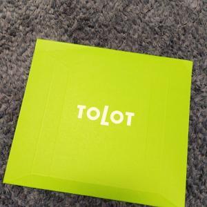『TOLOT』で思い出いっぱいのお薬手帳を作りました!