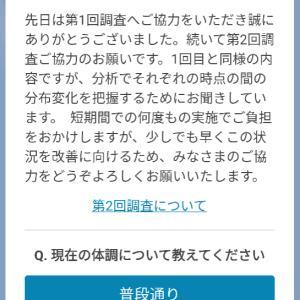 【コロナウイルス】厚生労働省から来たアンケートと、再び自主休園を選択!