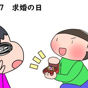 【今日はなんの日】1.27 求婚の日