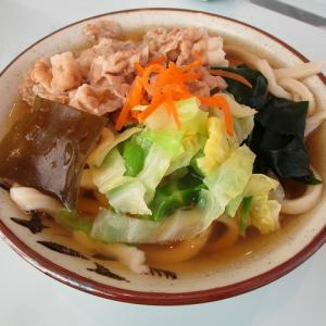 南アルプスでランチ【たっちゃんうどん】吉田のうどんを食べるならここ!