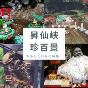 【祝!日本遺産】昇仙峡の変なものを集めました