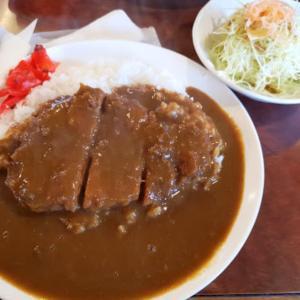 八ヶ岳南麓の地元の食堂は、懐かしい味