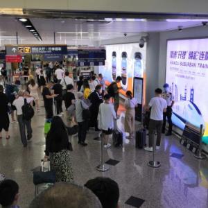 コロナ後初の国内旅行。空港、ホテル、新幹線で外国人が必要な手続き