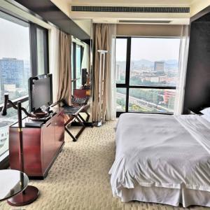 マリオットホテル プラチナ特典でスイートルーム宿泊