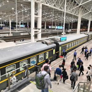 中国の寝台列車紹介~上海から泰山へ12時間の旅