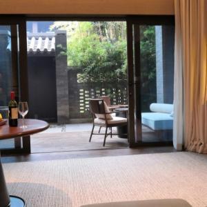 曲阜JWマリオット宿泊レビュー~世界遺産に隣接する儒学思想のリゾートホテル