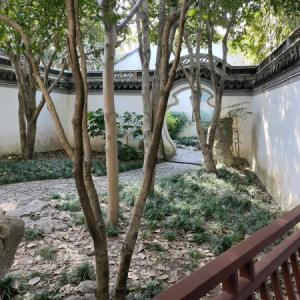 上海嘉定観光~初詣と老街・庭園・博物館巡り