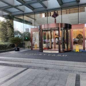 上海最安マリオット系列ホテル「上海绿地万怡酒店」宿泊レビュー