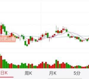 中国ワクチン株取引で損失~シノファーム関連会社「国药股份」(600511)
