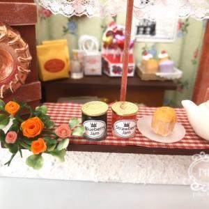 ミニチュアジャム瓶の作り方
