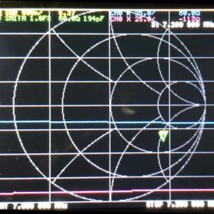 ㉔ おかもち無線 アンテナとの整合(7MHzに特化)