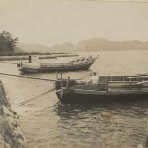 ②湖底に消えた二式大艇を追って。 ~尾翼にぶつかったポンポン船~
