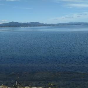 04:一式陸攻を探す旅。~湖底の険悪地~