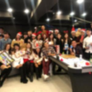 香港の若者達と過ごしたクリスマスイヴ2018~広東語全くわからない~