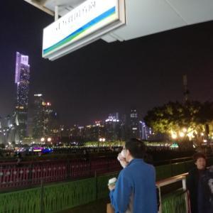 香港から電車で広州へ。滞在時間約7時間。