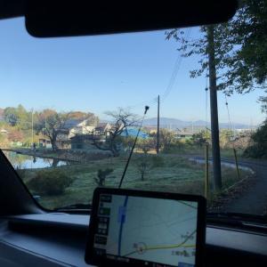 ヤシオマスを求めて茨城県遠征…あの鳥と大接近!?