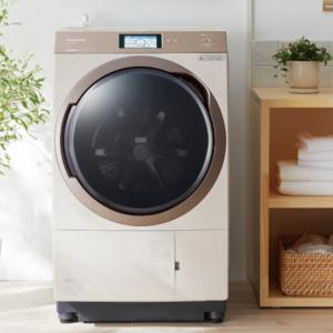 私には【乾燥機付きドラム式洗濯機27万円相当】を買ってもらえる程の価値はないんだ!