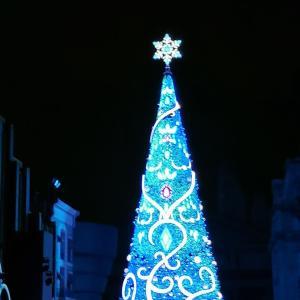 ここで過去のUSJクリスマスの宣伝記事をご覧下さい。
