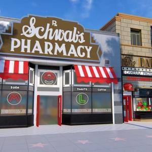 USJ、任天堂エリア21年春開業 マリオの世界楽しめる新店舗が先行オープン