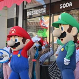 USJがマリオ・カフェ&ストアを公開 16日開店 ゲームの世界観を再現