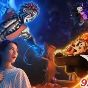 【映像】USJ ユニバーサル・スタジオ・ジャパンCM 鬼滅の刃 ハロウィーン・ホラーナイト ゲゲゲの鬼太郎 マリオカート 2021年