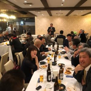 全日本チヌ釣り連盟新年総会