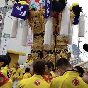 新居浜の太鼓祭り