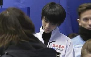 11/21曲かけ公式練習の様子 記事・画像 他 NHK杯2019