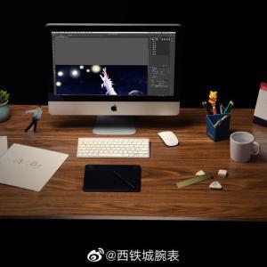 中国シチズンで羽生選手のサインと写真