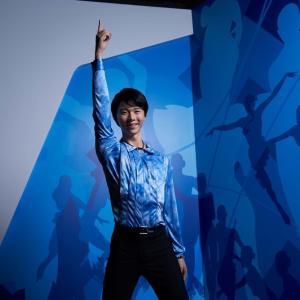 マダム・タッソーの羽生選手のフィギュア衣装投票/佐藤駿選手のお気に入り写真は羽生選手 他