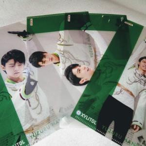 羽生選手の新マルチケース発売 限定ロッテオンラインショップ
