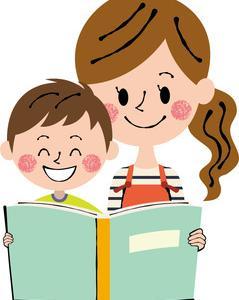 【本の大好きな子どもに育てよう!】~読み聞かせは,子どもの一生の宝物となります!!~