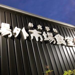 豊岡市中央町にある居酒屋「場外市場食堂」に行ってきたよ!最後はスナック「SHION シオン」で締め!