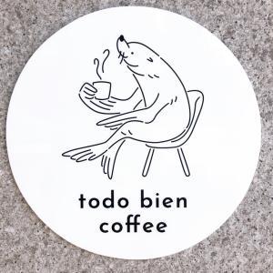 カバンストリートにコーヒースタンド「todo bien coffee」がグランドオープンしたよ!