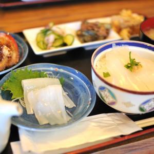 豊岡ランチ・竹野海水浴場近くの「おっとっと」のランチが美味い!