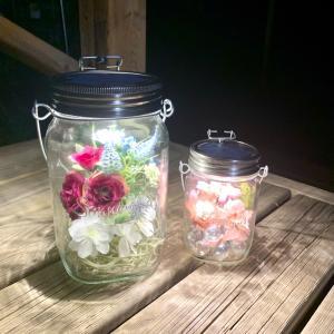 ソネングラスのお花をチェンジ!