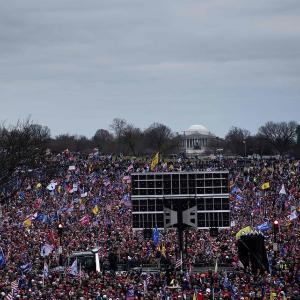 米国にてクーデター勃発!! - 2020年米大統領選