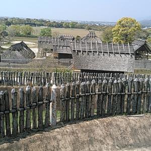 吉野ケ里遺跡に行ってきました
