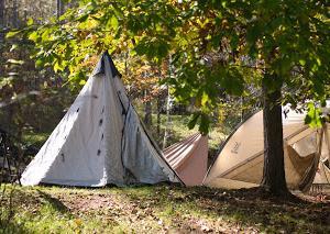 キャンプスナップ 秋の高地2