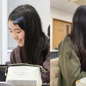 類学舎中3女子。高校受験を突き抜けて、高認勉強を開始!将来の活躍の舞台は、海外。