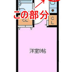 【一人暮らしのキッチン】デットスペースを100均アイテムで収納にDIY