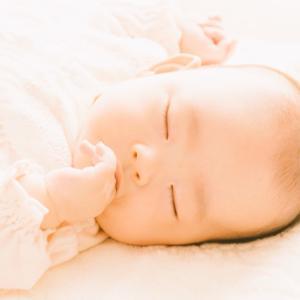 赤ちゃんとの生活は、リアルな【だるまさんが転んだ!】
