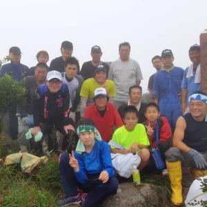 志々伎山プロジェクト   山頂整備