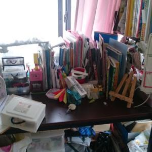 娘の部屋・・だーんーしゃーりー・・ヽ(# `Д´)ノムキー!!